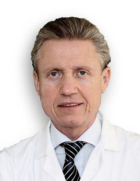 Univ. Prof. Dr. med. René Fortelny, Wien