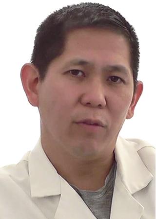 David Chen, Clinical Director of Lichtenstein Amid Hernia Clinic